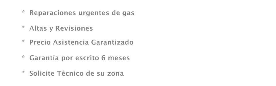 Urgencias gas natural for Gas natural servicios